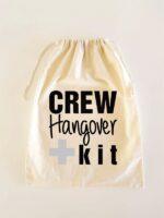 Hangover Kits & Drawstrings